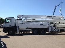 camion béton malaxeur + pompe DAF occasion