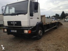 camion porte engins MAN occasion