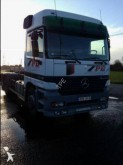used Mercedes hook lift truck