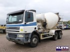 camion betoniera DAF second-hand