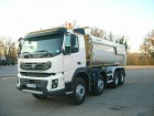 camion benne Enrochement Volvo occasion