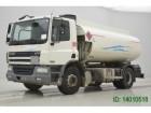 used DAF tanker truck