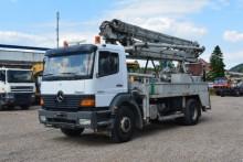 camion calcestruzzo pompa per calcestruzzo Mercedes usato