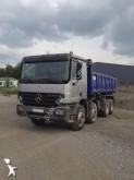 camion benă bilaterala Mercedes second-hand