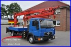 used MAN dropside truck