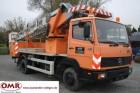 Mercedes 814 / Metz Drehleiter / Hubarbeitsbühne truck