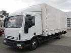 Iveco M 752 PRITSCHENFAHRZEUG mIT LBW truck