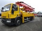 Iveco ML 180 E 30 JunJin 28m truck