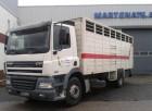 ciężarówka do transportu bydła używana