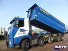 camión Volvo FH 13.440 10X4 ISOLATED BOX
