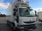 camion plateau porte gaz Renault occasion