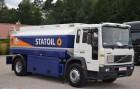 Volvo FL6 220 CYSTERNA DO PALIW TDT ADR+PASEK truck