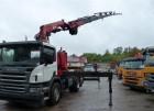 Scania 380 truck