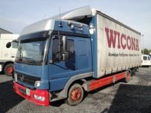MAN TGL 8.180 4X2 BB / Ladebordwand / 6,10m Pritsche truck