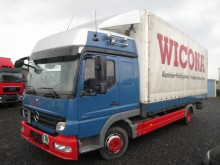 camion Mitsubishi Canter Fuso /Haken / +2 Container /4 t Nutzlast