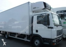 camion frigo monotemperatura MAN usato