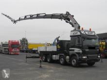used DAF standard flatbed truck