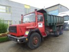 camion benne Magirus occasion