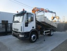 Iveco EUROCARGO ML 140 E21 truck