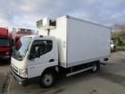 gebrauchter Mitsubishi LKW Kühlkoffer