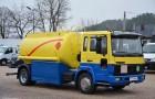 Volvo FL6 CYSTERNA DO PALIW TDT ADR+PASEK truck