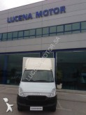 used Iveco moving box truck