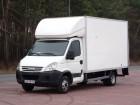 ciężarówka furgon Iveco używana