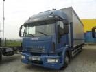 Iveco Eurocargo ML120E25/P CENTINA E SPONDA truck