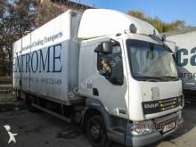camion furgon transport imbrăcăminte DAF second-hand