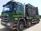 camión multivolquete nc usado