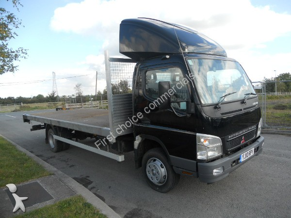 camion mitsubishi plateau ridelles canter fuso fuso 4x2. Black Bedroom Furniture Sets. Home Design Ideas
