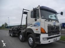 camión Hino 3241 HOOKLOADER
