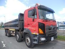 camión Hino 3213 8x4 tipper