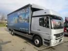camion Mercedes Atego 1524 L Schlafkabine Pritsche/Pl. EDSCHA