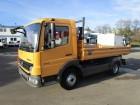 camion Mercedes Atego II 816 K MEILLER Kipper 4 m 3-Seiten EURO