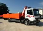 Mercedes Atego 1223 Dzwig Atlas 85.1 truck