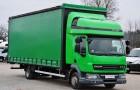 DAF LF 45.220 Kab.GLOB Firana 19-Palet truck