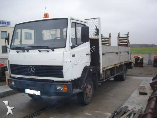 camion mercedes porte engins 914 4x2 gazoil euro 6 occasion n 1173056. Black Bedroom Furniture Sets. Home Design Ideas