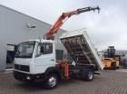 Mercedes 814 K 4x2 ALTAS Kran truck