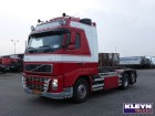 camión Volvo FH 12.500 MANUAL RETARDER