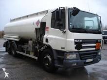 used DAF oil/fuel tanker truck