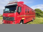 used Volvo horse truck
