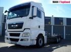 camión MAN TGX 26.400 6X2-2 LL (Euro5 Intardador Klima)
