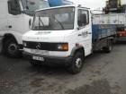 Mercedes 709D truck