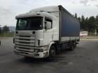 camion Scania L 124 L 400