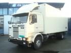 tweedehands vrachtwagen bakwagen Scania