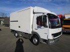Mercedes Atego 816 Koffer 4,30 m LBW 1 to. Seitentür truck