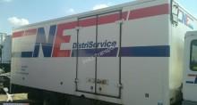 ciężarówka izoterma Volvo używana