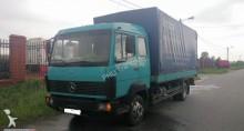 ciężarówka burtoplandeka Mercedes używana