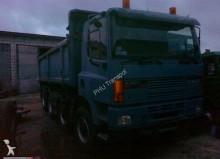 DAF Ginaf 8x6 m4343s HYDRO BURTY truck